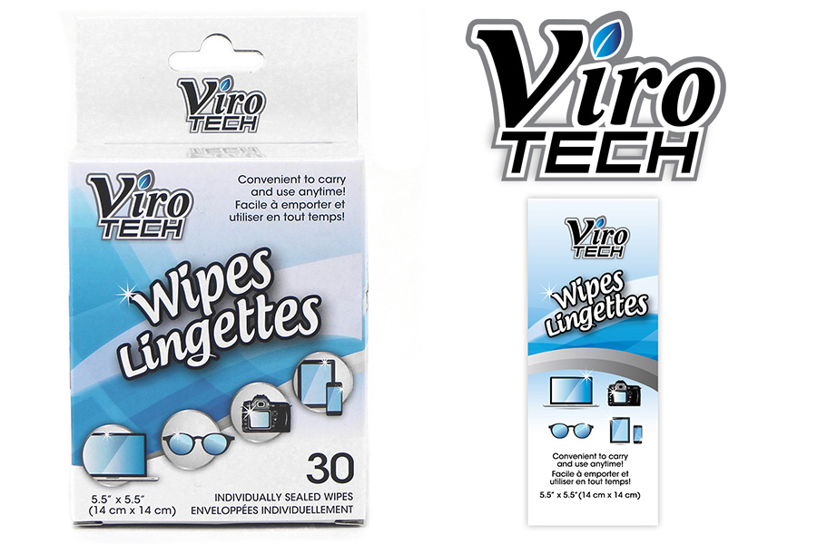 Screen Wipes Lingettes Ecran