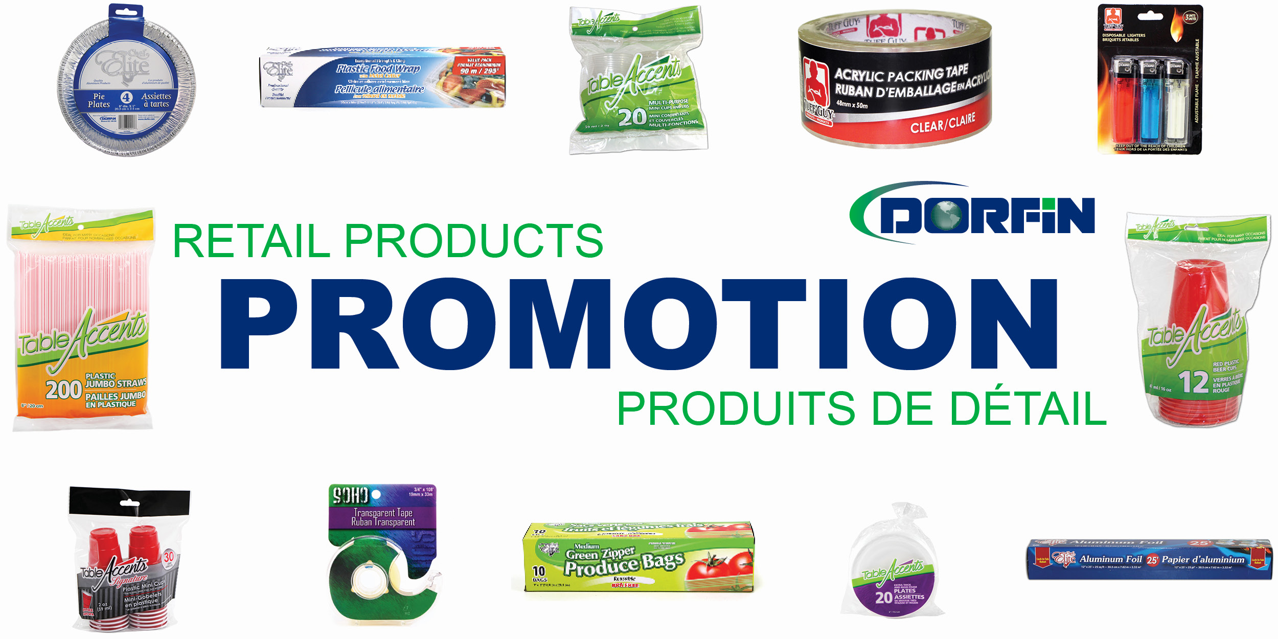 Retail Product Promotion