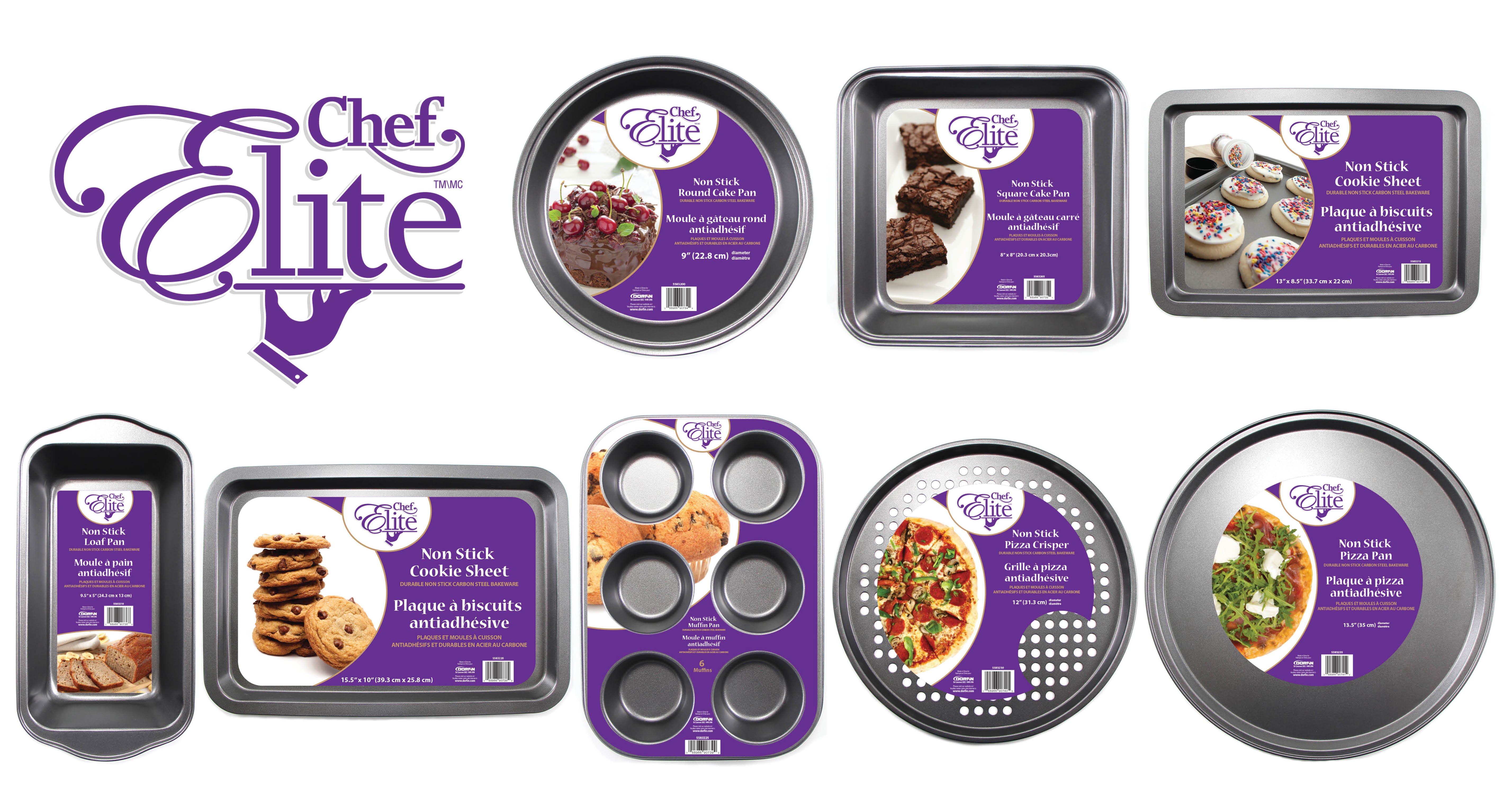 New Product: Chef Elite Bakeware